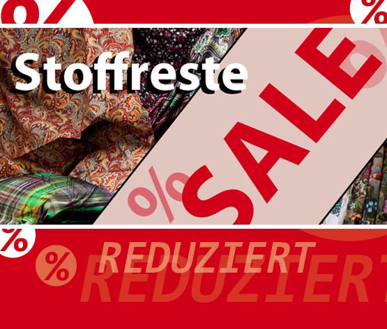 SALE-Stoffreste